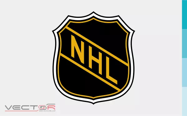 NHL (National Hockey League) (1917) Logo - Download Vector File SVG (Scalable Vector Graphics)