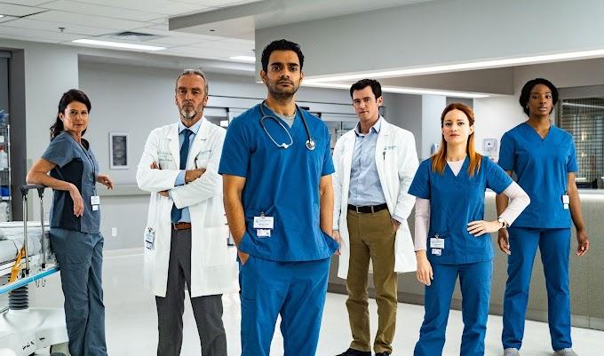 El drama médico 'Transplant' llega a AXN en junio