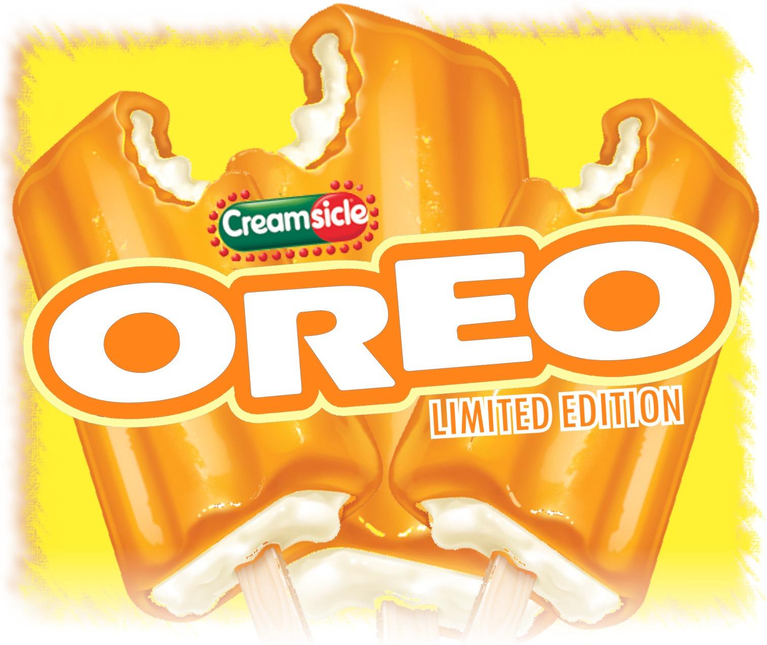 The Holidaze: Creamsicle Oreo Cookies