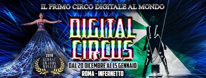 ARRIVA IN ITALIA IL DIGITAL CIRCUS