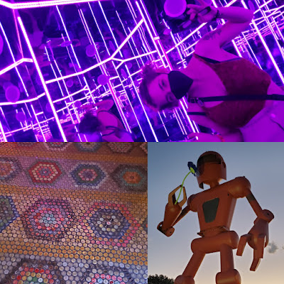 Photos from Meow Wolf