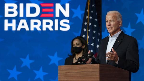 Biden Masih Memimpin di Pennsylvania dengan Selisih 27 Ribu Suara