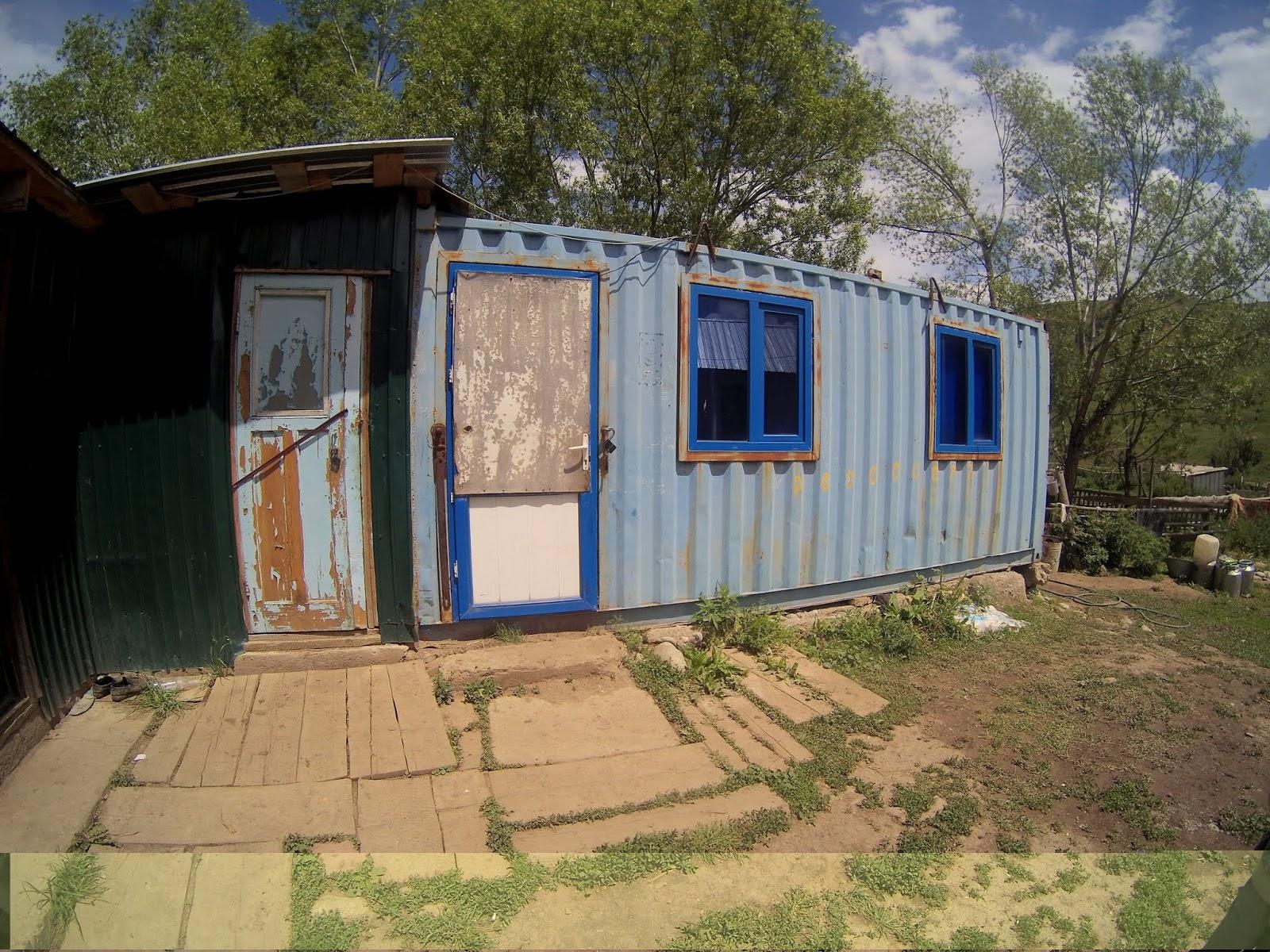Domek Kazachów