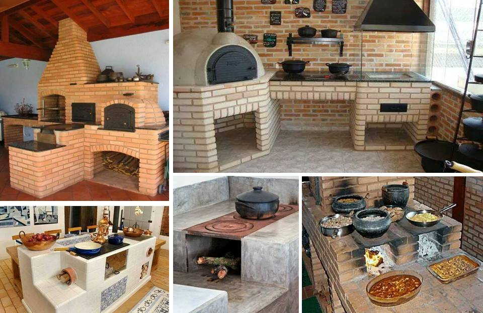16 creative ideas to build diy wood fired oven decor units