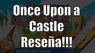 Once Upon a Castle  The Board Game Review
