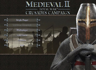 Medieval II: Total War ve Kingdoms Crusades Campaign ve Kudüs Krallığı