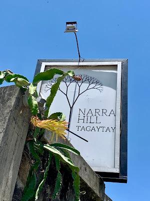 |Travel| Narra Hill, Tagaytay