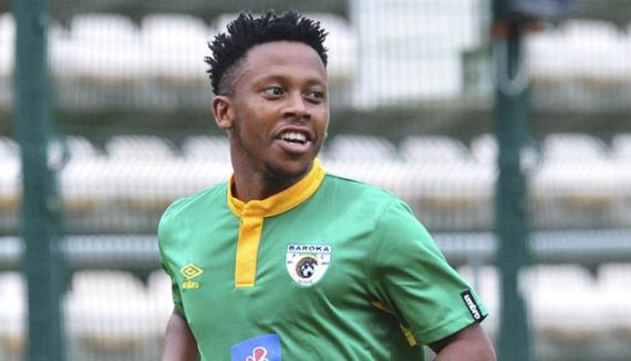 NFD top scorer Thabiso Kutumela