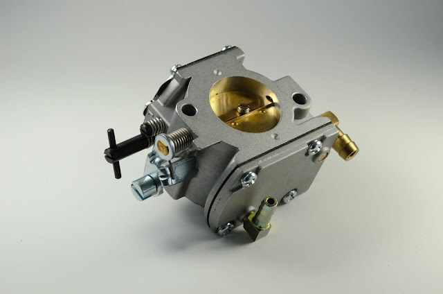 image of a carburetor