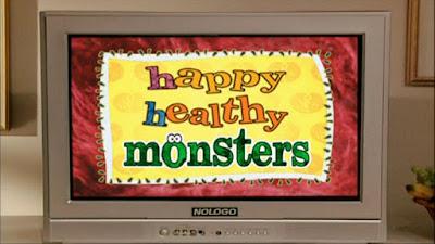 Sesame Street Happy Healthy Monsters. 1