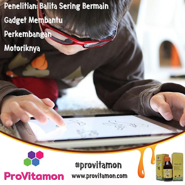 Cara Mudah Memesan Madu Anak Provitamon