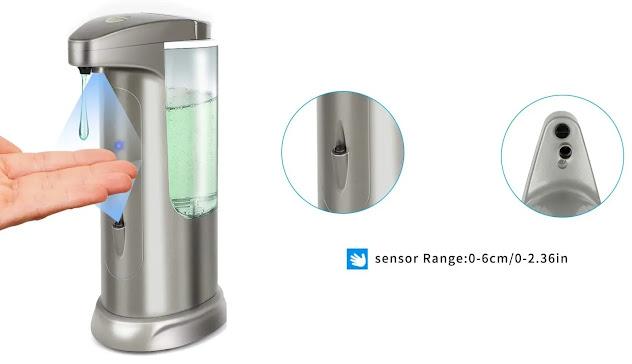 Hanamichi Automatic Soap Dispenser review