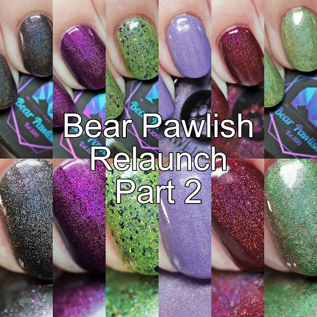 Bear Pawlish Relaunch Part 2