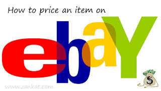 How to research what price to sell an item for on eBay