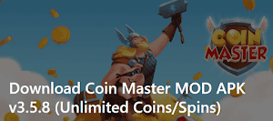 Download CoinMaster Mod APK for Android Latest - 2019