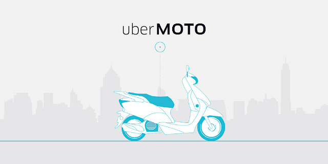 UberMOTO arrives in India by Uber Bangalore