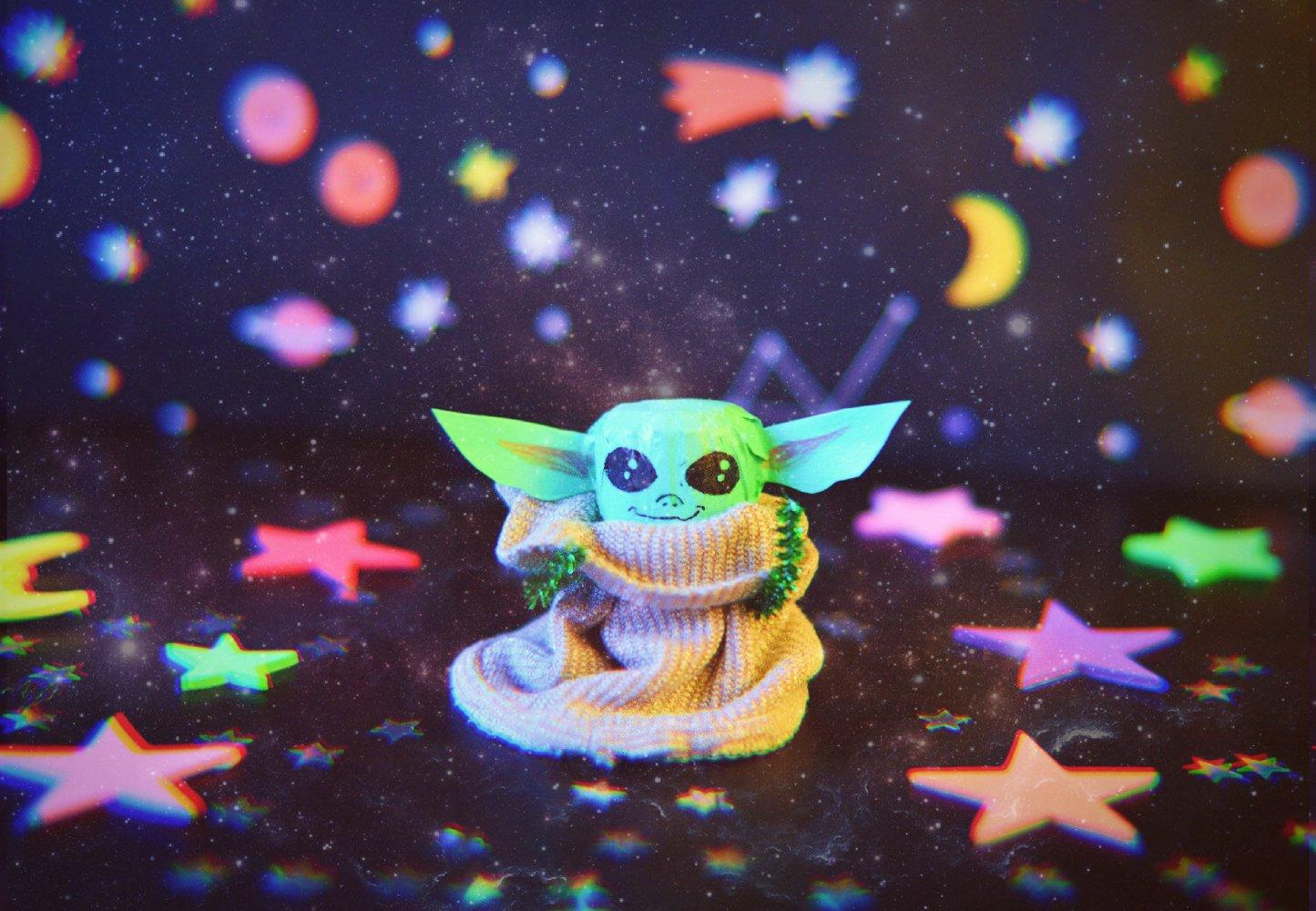 "DIY: The Child, czyli ""Baby Yoda"""