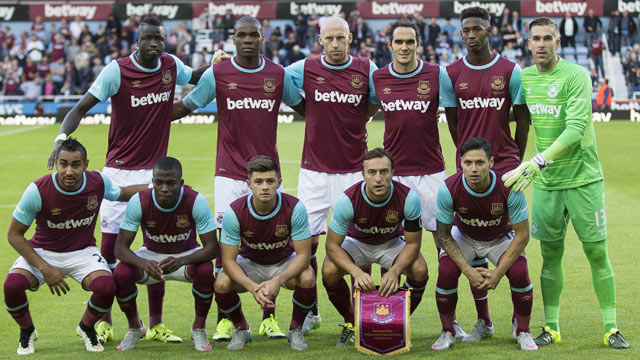 Jadwal West Ham United 2020