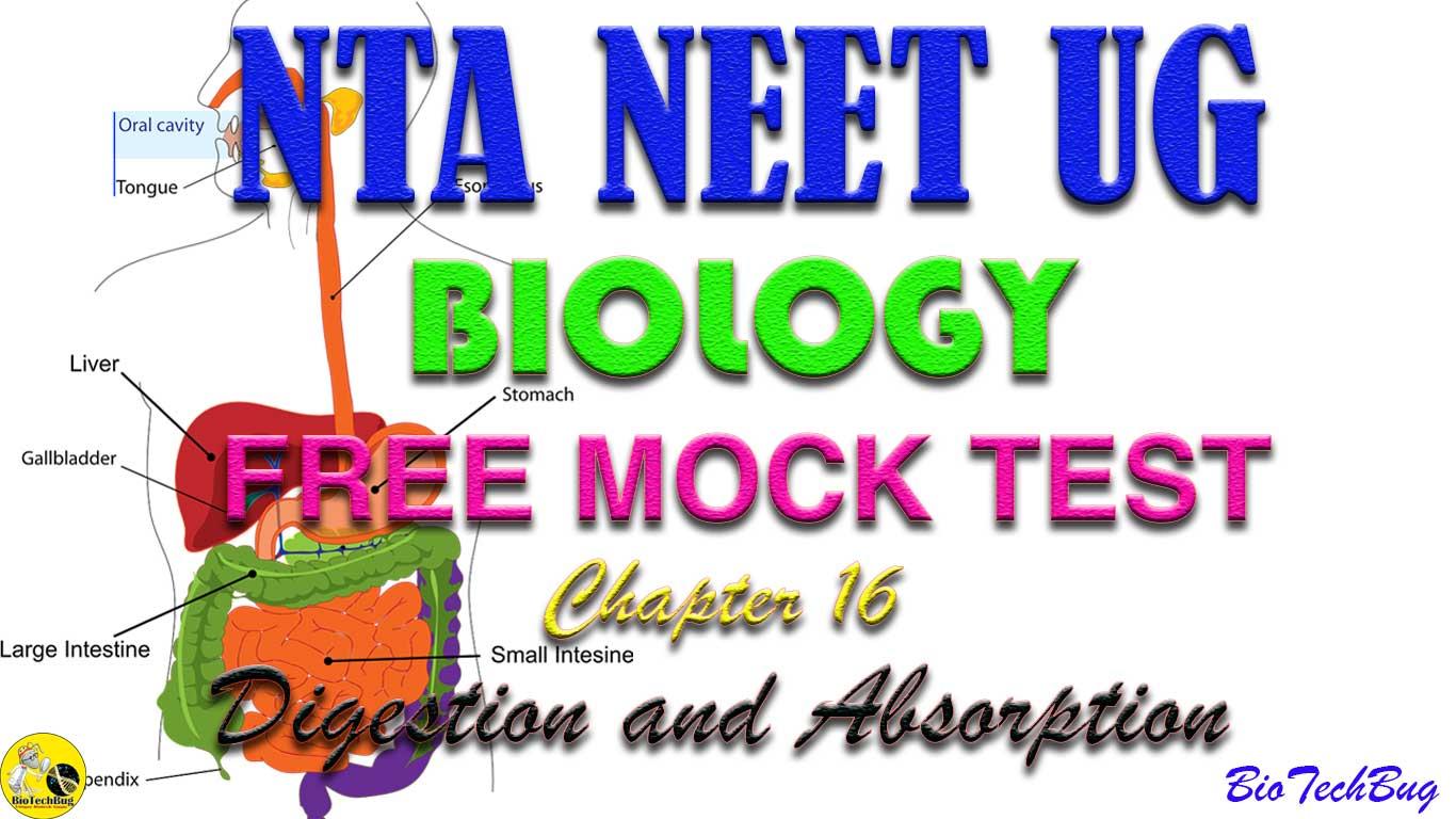 free biology mock test for neet