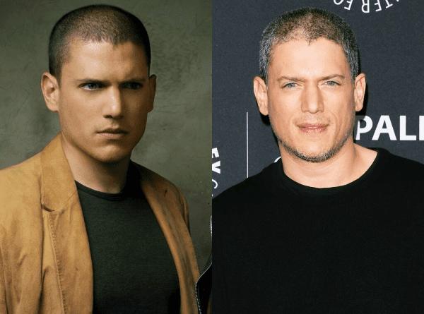 Wentworth Miller (Michael Scofield) Değişimi
