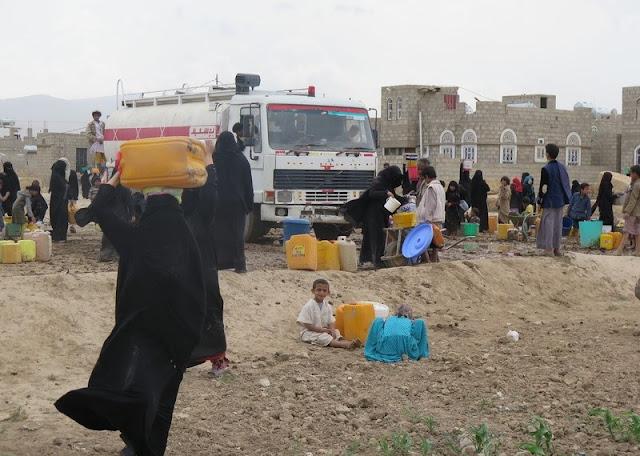 Που χρονολογείται από τους εργαζομένους ανθρωπιστικής βοήθειας