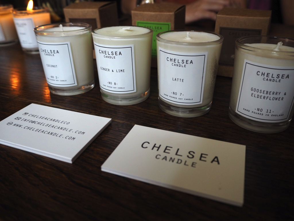 Bristol Bloggers Meet 1.0 Chelsea Candle