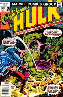 Hulk #210, Dr Druid