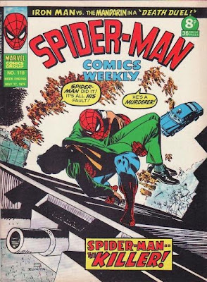 Spider-Man Comics Weekly #118