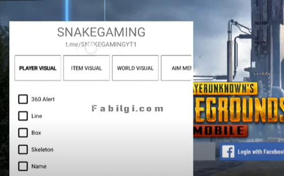 Pubg Mobile 1.0.0 Snake Injector Yeni Sezon Hile Menusu APK