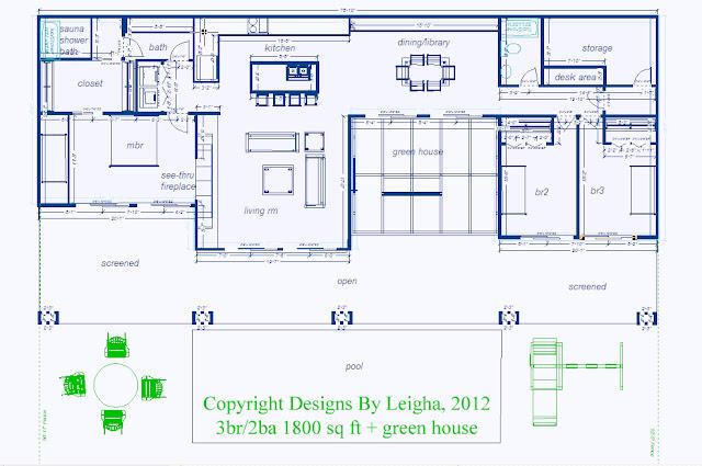 Underground House Plans