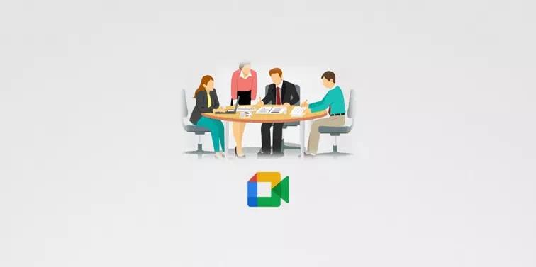 Cara Share Video di Google Meet