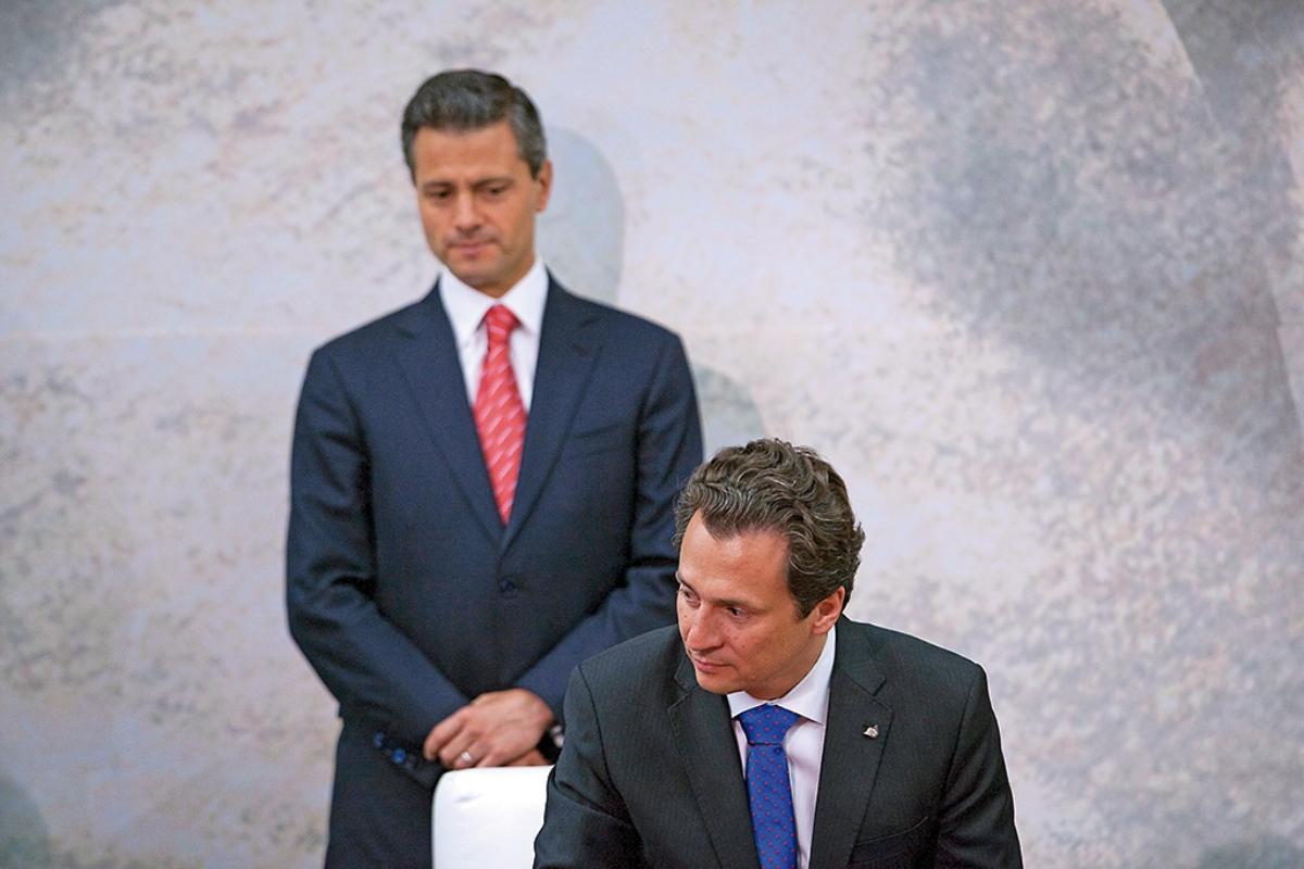 El exdirector de Pemex Emilio Lozoya aceptó ser extraditado a México para enfrentar los cargos de la FGR