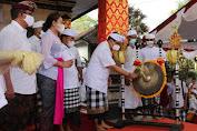 Bupati Sanjaya Ajak masyarakat Perkuat Rasa Persatuan dan Semangat Gotong Royong