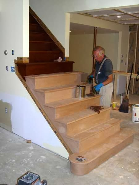 Basement Stairs Design: Basement Stairs Designs