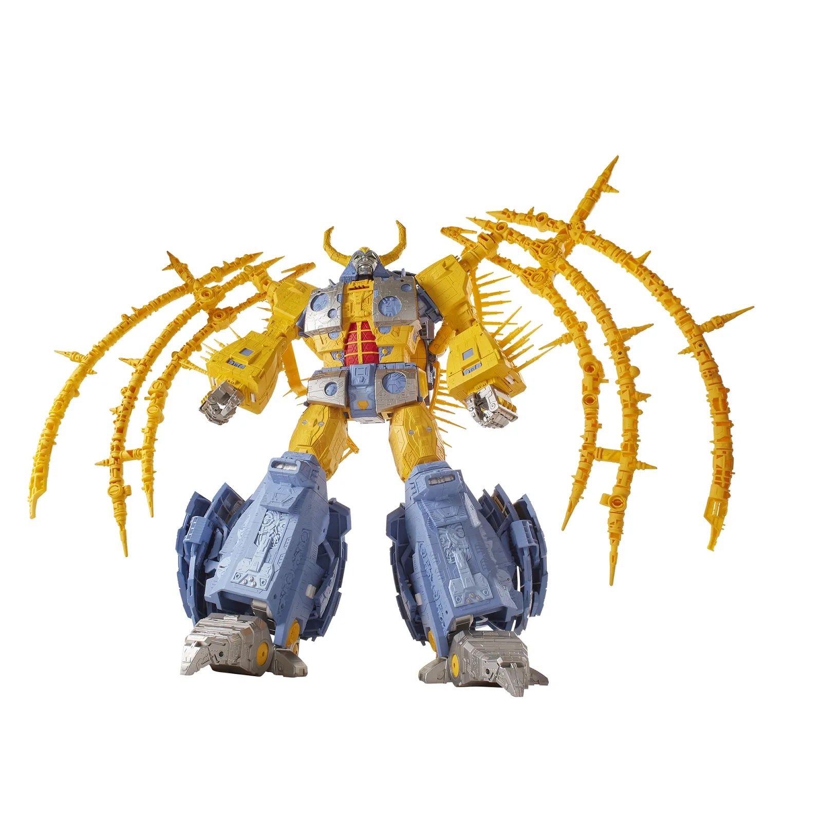 Collecting Toyz: Transformers: War For Cybertron Unicron