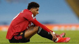 Rashford has avoided ankle ligament damage in Man city win