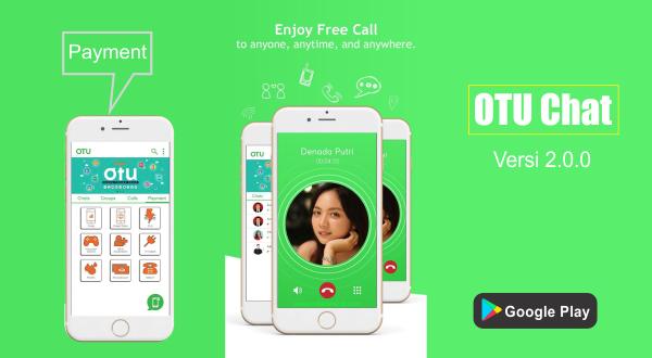 Aplikasi Live Chat OTU Chat
