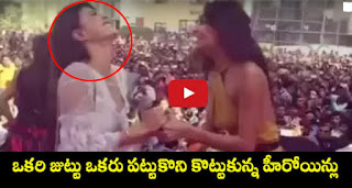Jacqueline Fernandez & Lisa Haydon Crazy Fights At HOUSEFULL 3 Promotion