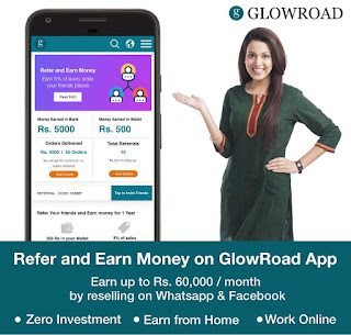Earn up to Rs. 60,000 / month by reselling on Whatsapp & Facebook