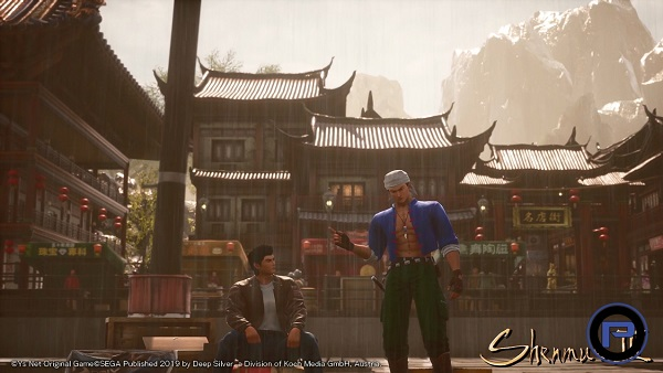 بالفيديو لعبة Shenmue 3 تكشف لنا نظرة عن المدن الصينية العتيقة في عالمها