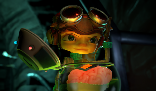 Psychonauts 2 is really coming out this year