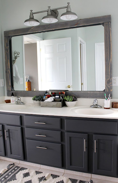 Bathroom Mirror Ideas with Mutuality Design 3