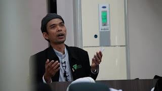 Pesan Ust Abd Somad: Jagalah Malaysia baik2