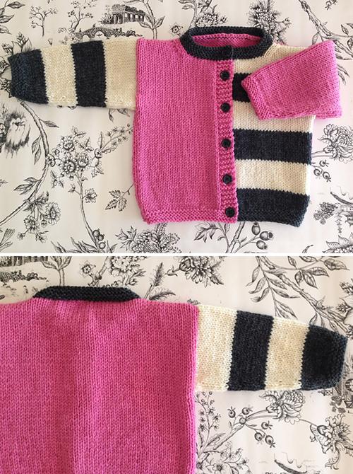 Gingersnap - Free Knitting Pattern