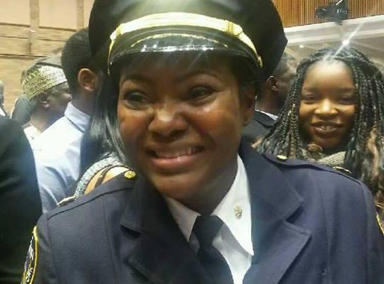 nigerian new york police inspector