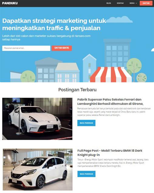 PanduanIM Blogger