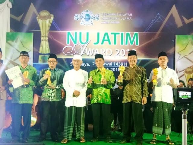 Penganugerahan NU JATIM AWARD 2018