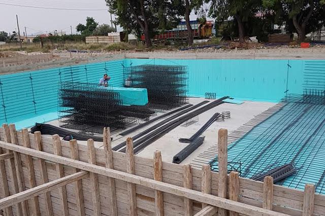 Προχωράνε τα έργα για το κολυμβητήριο Άργους (βίντεο)