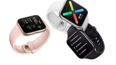 Desain Smartwatch OPPO Watch 41mm