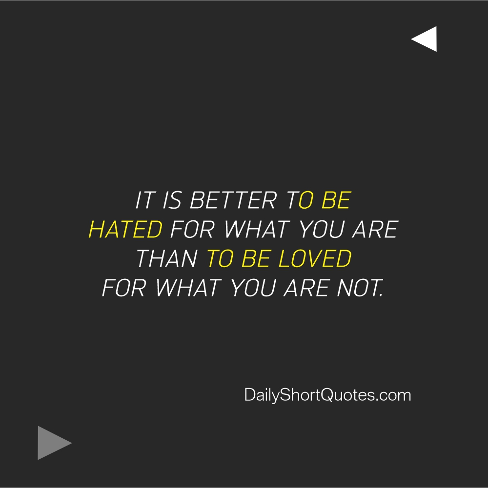 Positive Attitude Quotes on Love and Hate